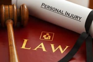 Personal injury in California